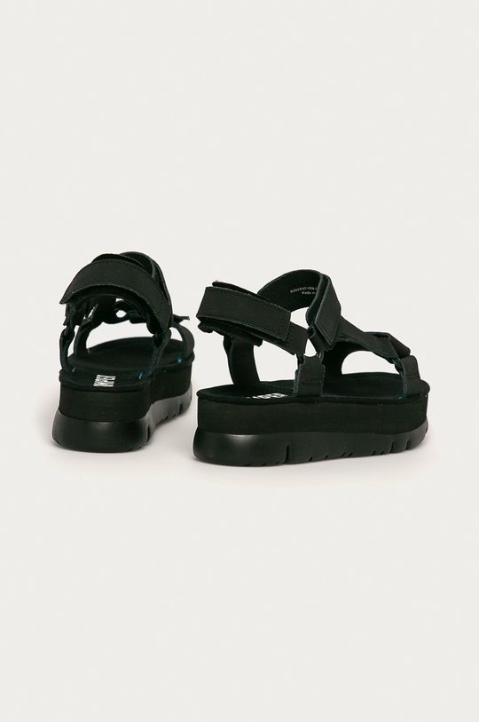 Camper - Sandale de piele Oruga Up  Gamba: Piele intoarsa Interiorul: Material textil, Piele naturala Talpa: Material sintetic