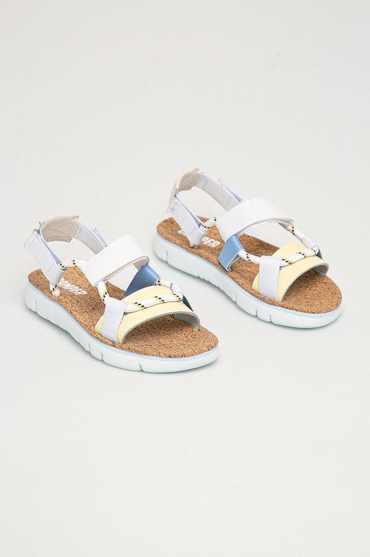 Camper - Sandały Oruga niebieski
