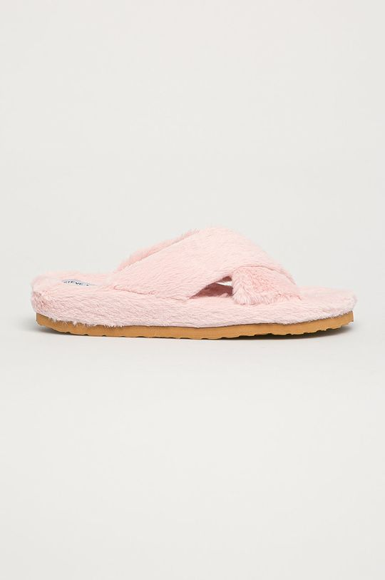 roz Steve Madden - Papuci de casa Fuzed De femei