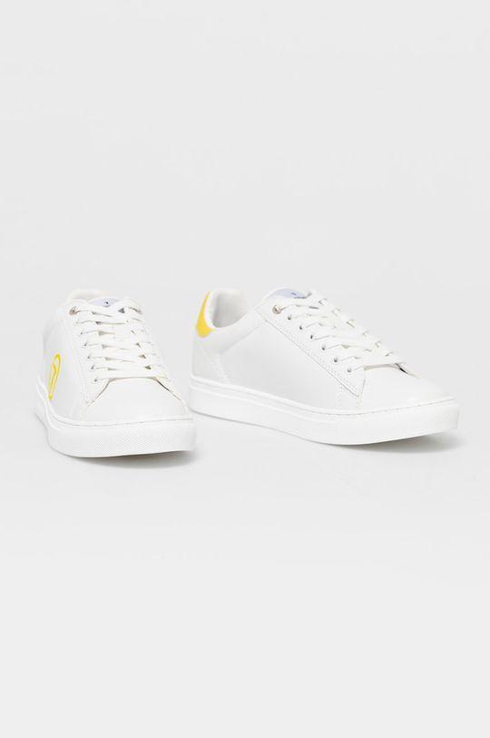 Trussardi Jeans - Buty biały