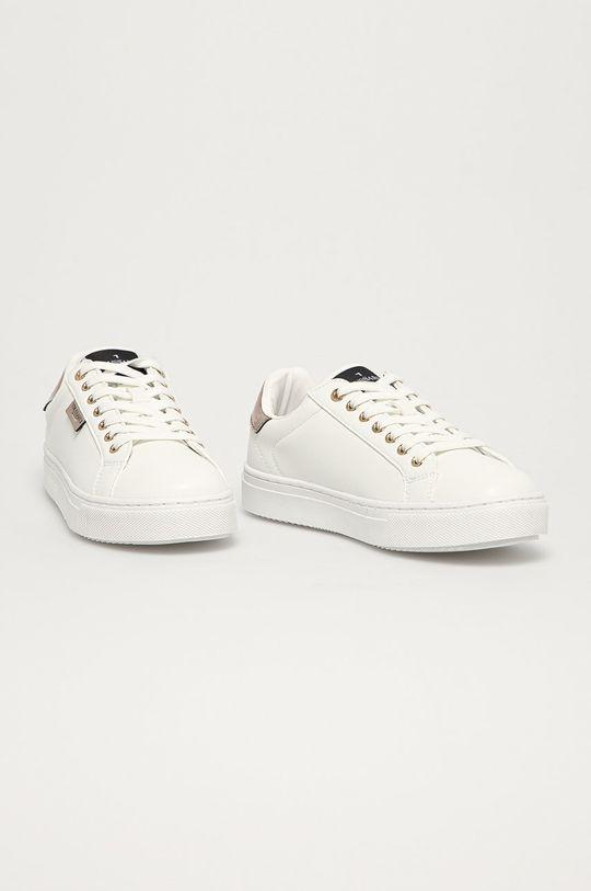 Trussardi - Buty biały