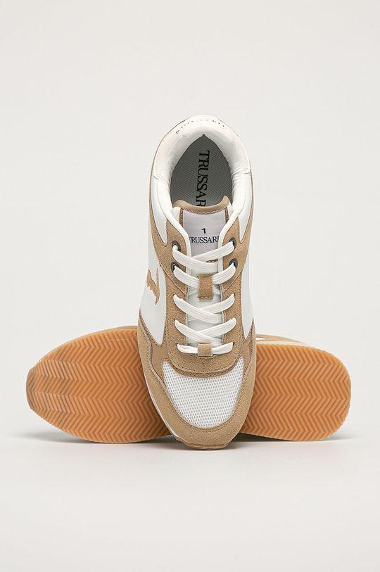 béžová Trussardi Jeans - Topánky