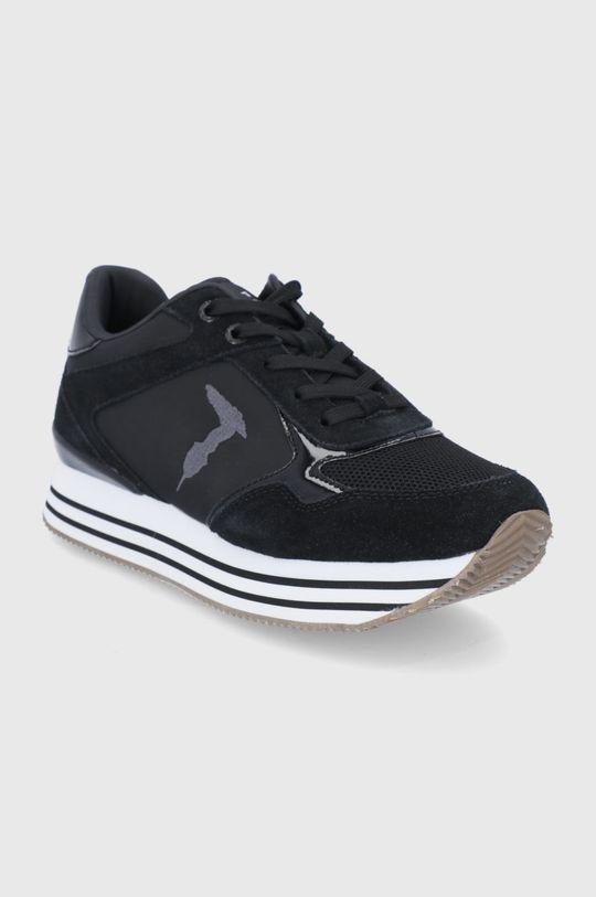 Trussardi Jeans - Buty czarny
