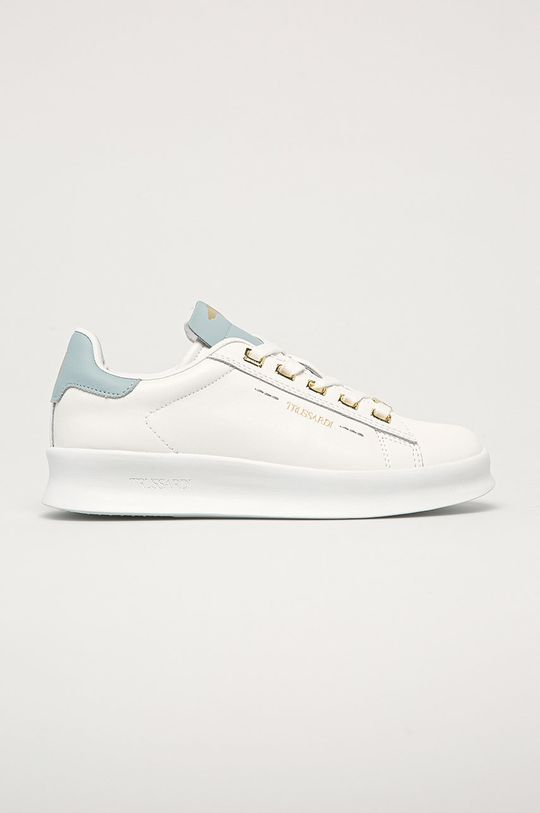světle modrá Trussardi Jeans - Kožené boty Dámský