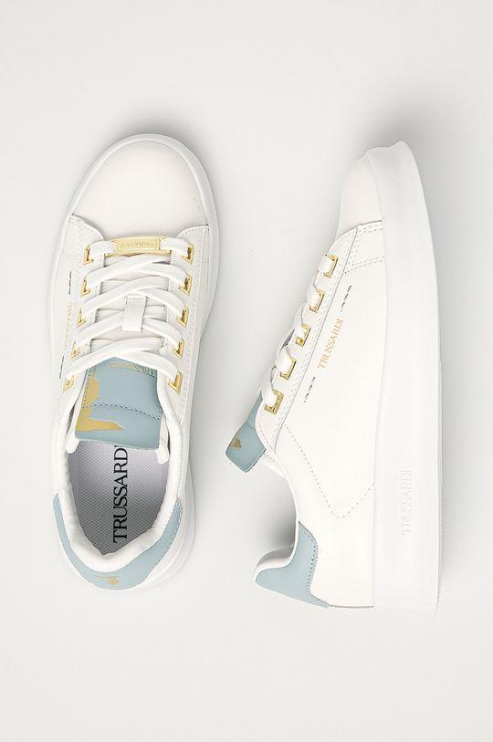 Trussardi Jeans - Kožené boty Dámský