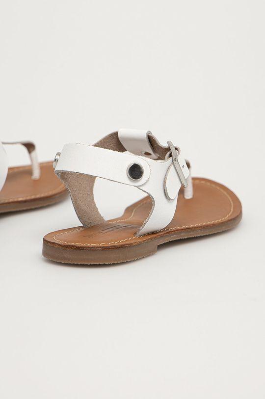 Steve Madden - Kožené sandále Tally  Zvršok: Prírodná koža Vnútro: Prírodná koža Podrážka: Syntetická látka