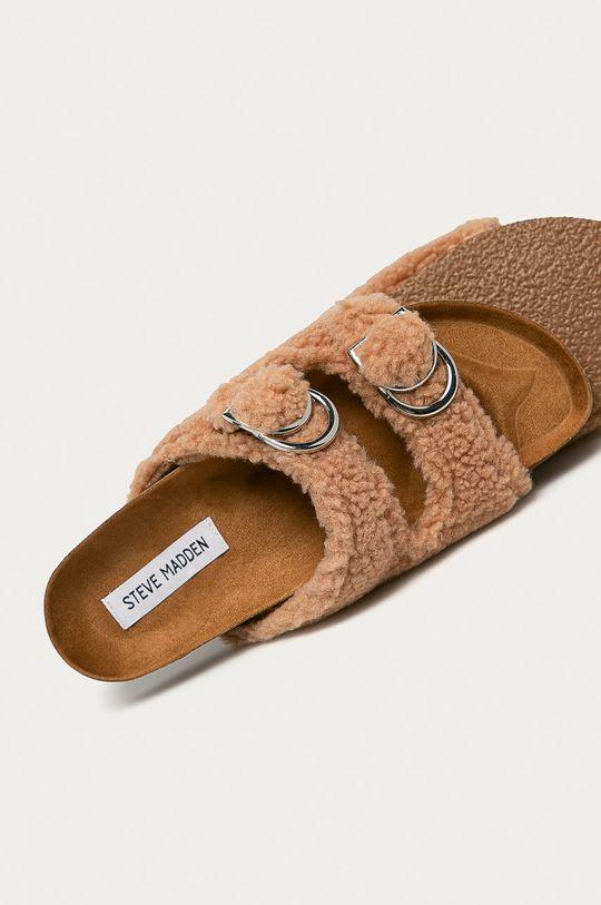 Steve Madden - Pantofle Connected  Svršek: Textilní materiál Podrážka: Umělá hmota