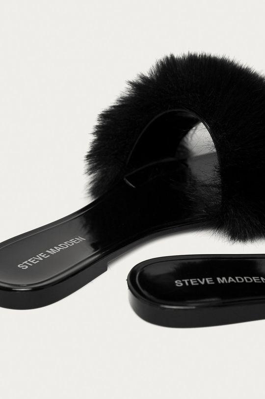 Steve Madden - Pantofle Fritzie  Svršek: Textilní materiál Vnitřek: Umělá hmota Podrážka: Umělá hmota