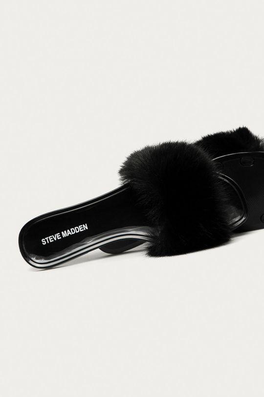 černá Steve Madden - Pantofle Fritzie