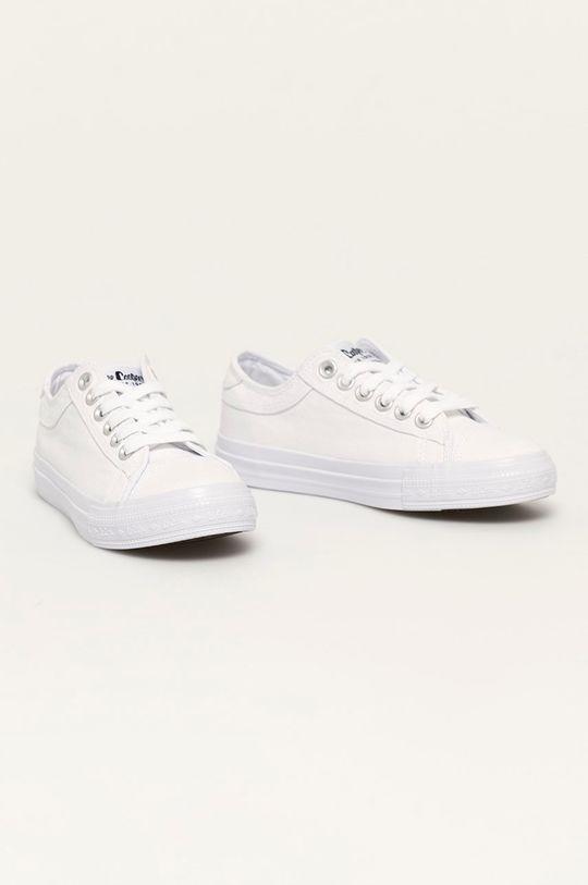 Lee Cooper - Tenisówki biały