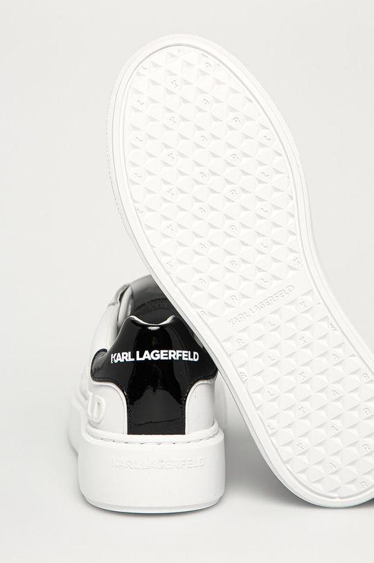 Karl Lagerfeld - Kožená obuv  Zvršok: Prírodná koža Vnútro: Syntetická látka, Textil Podrážka: Syntetická látka