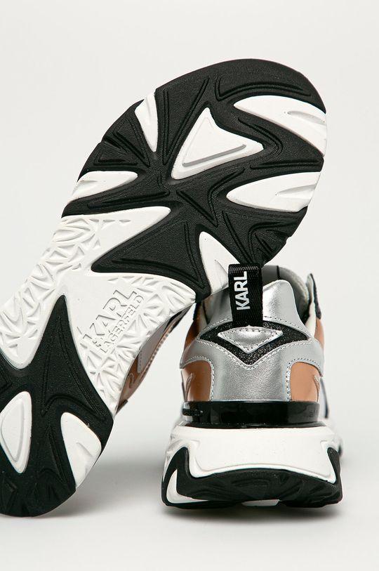 Karl Lagerfeld - Boty  Svršek: Umělá hmota, Textilní materiál, Přírodní kůže Vnitřek: Textilní materiál Podrážka: Umělá hmota