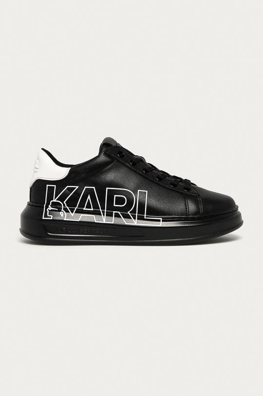 negru Karl Lagerfeld - Ghete de piele De femei