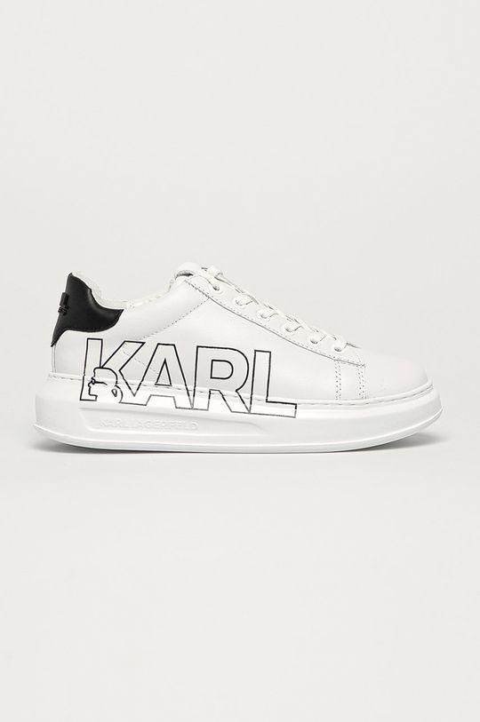 alb Karl Lagerfeld - Ghete de piele De femei