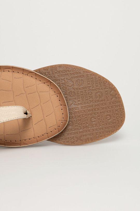biela Mexx - Kožené sandále