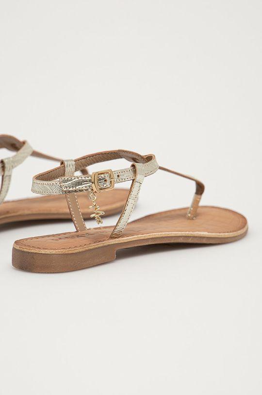 Mexx - Kožené sandály  Svršek: Přírodní kůže Vnitřek: Přírodní kůže Podrážka: Umělá hmota