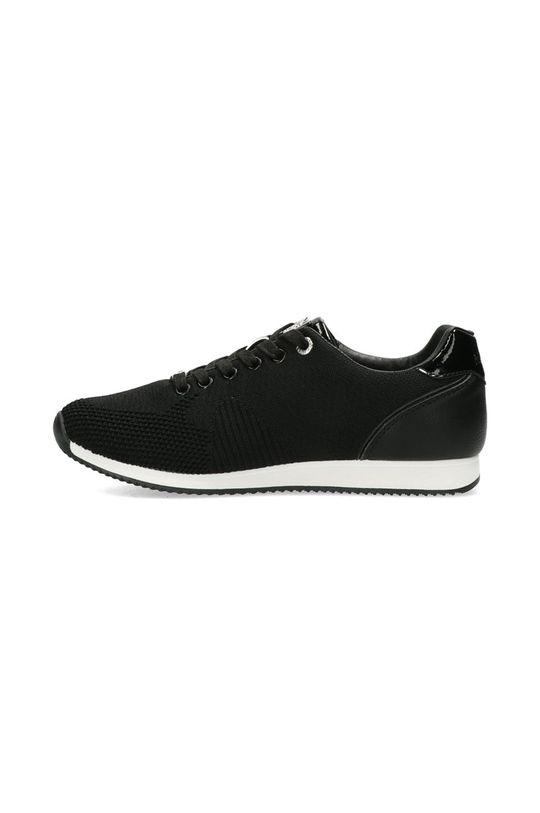 čierna Mexx - Topánky Cato