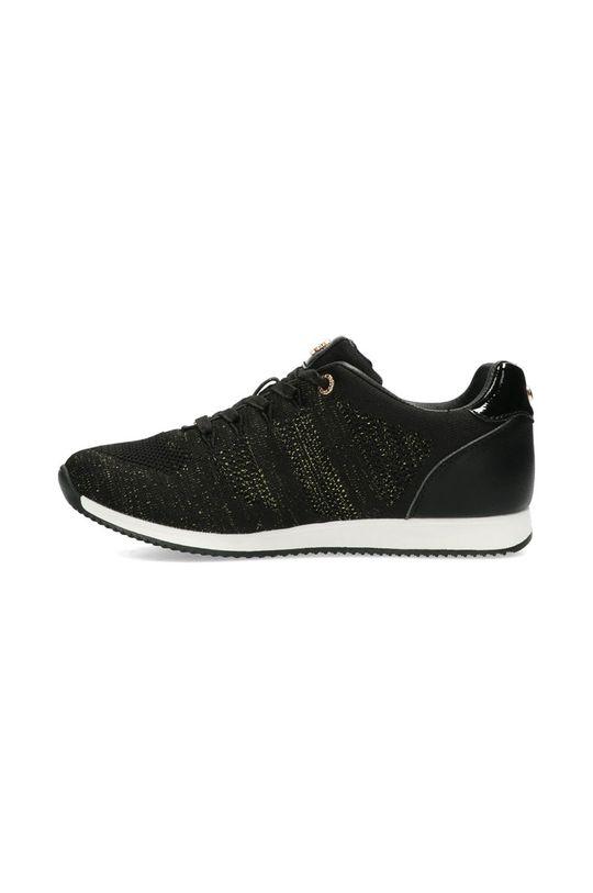 čierna Mexx - Topánky Djaimy