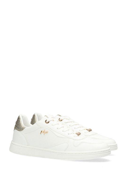 Mexx - Kožené boty Giselle bílá