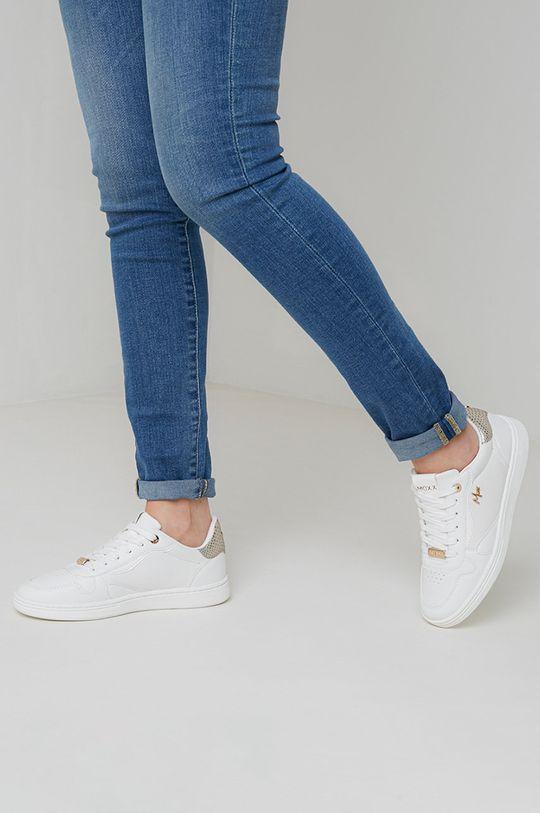 Mexx - Kožené boty Giselle Dámský