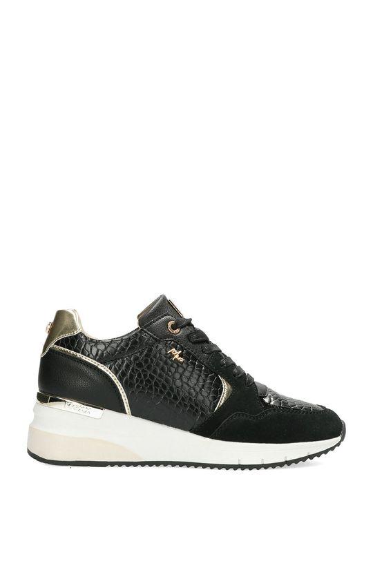 čierna Mexx - Kožená obuv Gena Dámsky