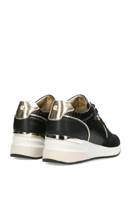 Mexx - Kožená obuv Gena  Zvršok: Prírodná koža Vnútro: Syntetická látka, Textil Podrážka: Syntetická látka