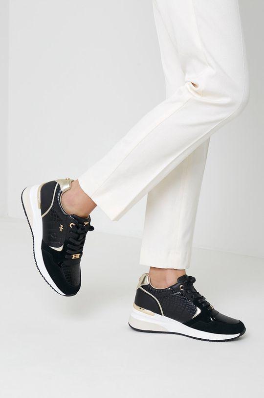 Mexx - Kožená obuv Gena Dámsky