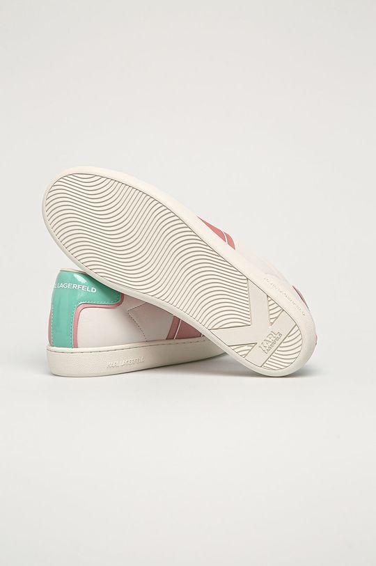 Karl Lagerfeld - Kožené boty  Svršek: Přírodní kůže Vnitřek: Přírodní kůže Podrážka: Umělá hmota