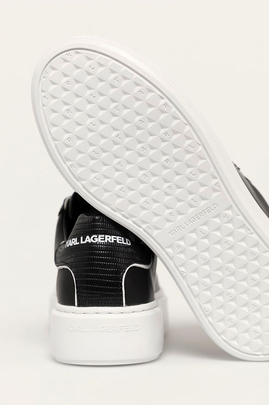 Karl Lagerfeld - Boty  Svršek: Umělá hmota, Přírodní kůže Vnitřek: Umělá hmota Podrážka: Umělá hmota
