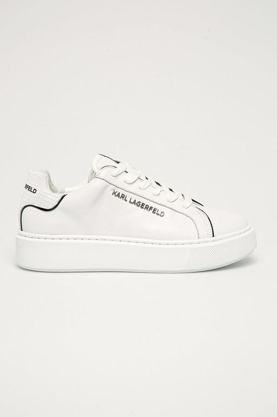 biela Karl Lagerfeld - Topánky Dámsky