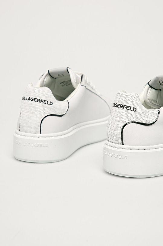 Karl Lagerfeld - Topánky  Zvršok: Syntetická látka, Prírodná koža Vnútro: Syntetická látka Podrážka: Syntetická látka
