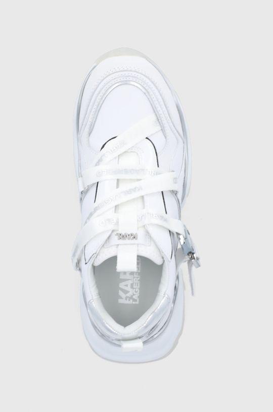 biały Karl Lagerfeld - Buty