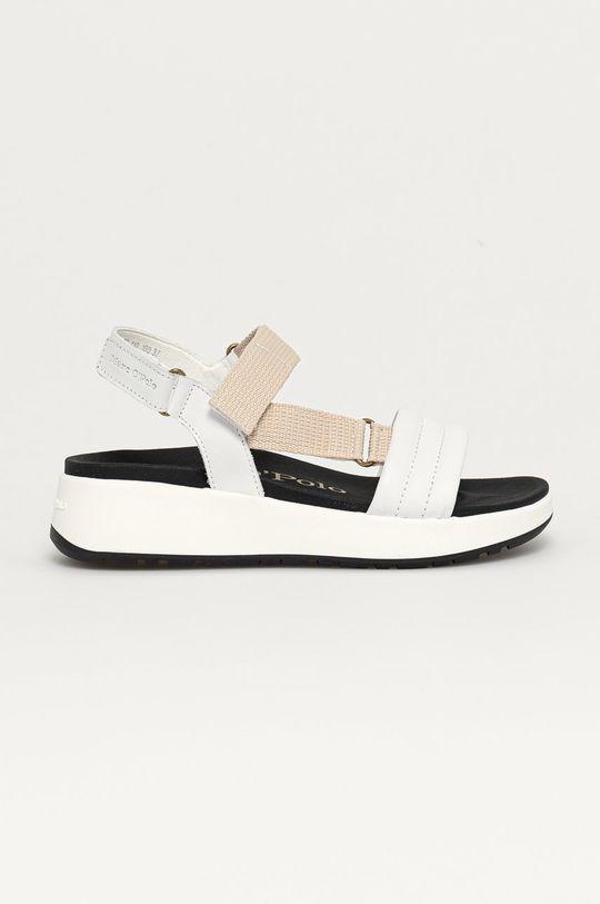 biela Marc O'Polo - Sandále Dámsky