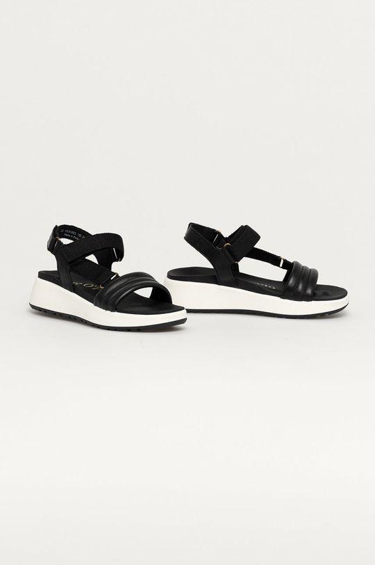 Marc O'Polo - Sandály černá
