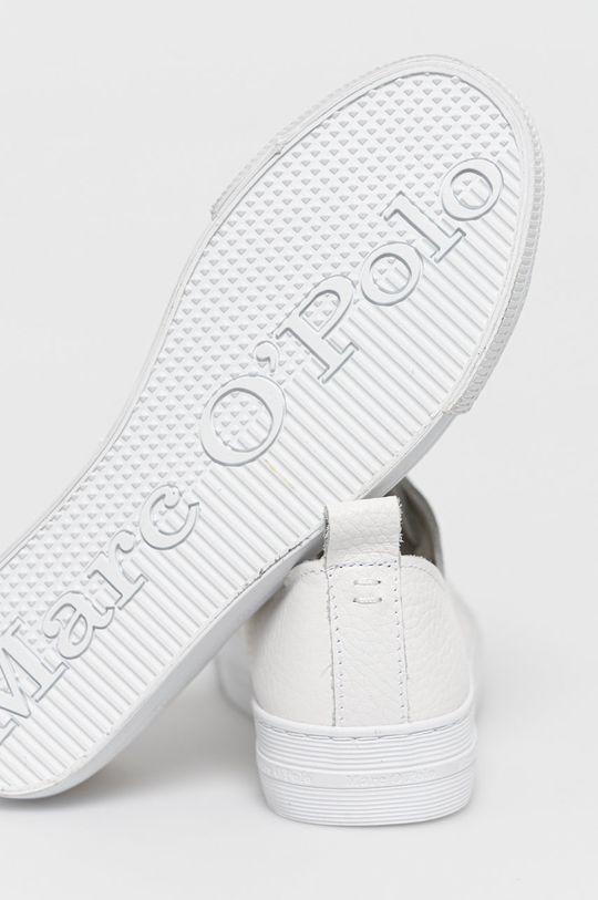 Marc O'Polo - Tenisi de piele  Gamba: Piele naturala Interiorul: Material textil Talpa: Material sintetic