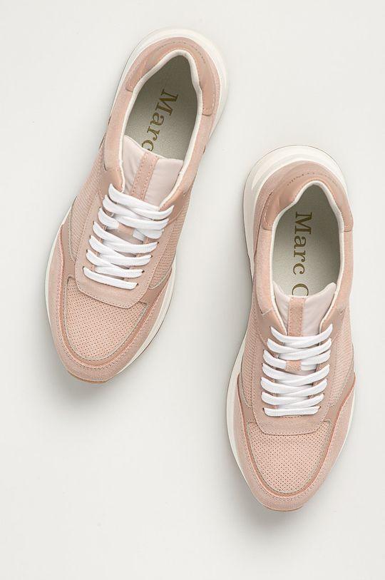 ružová Marc O'Polo - Topánky