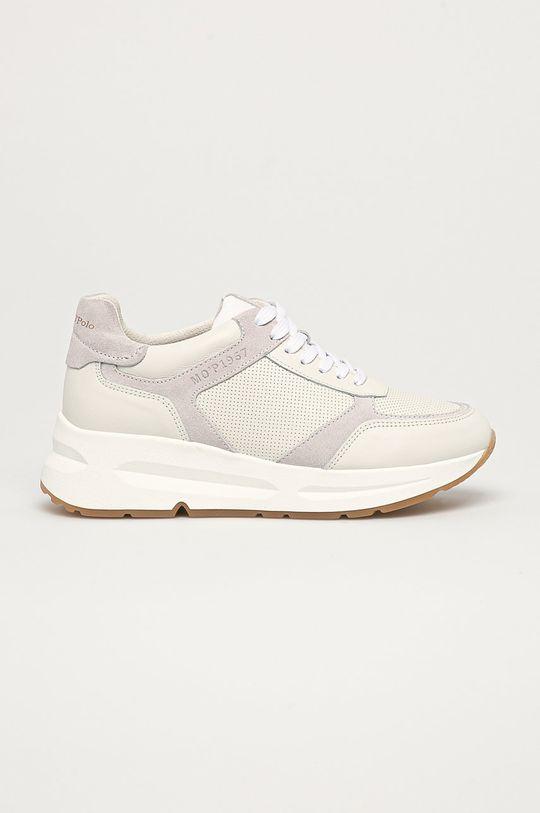 alb Marc O'Polo - Pantofi De femei