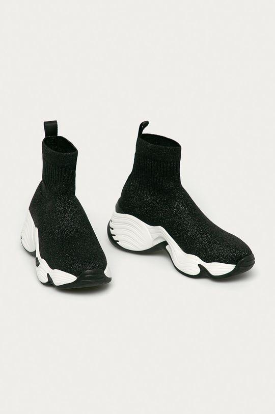 Emporio Armani - Boty černá