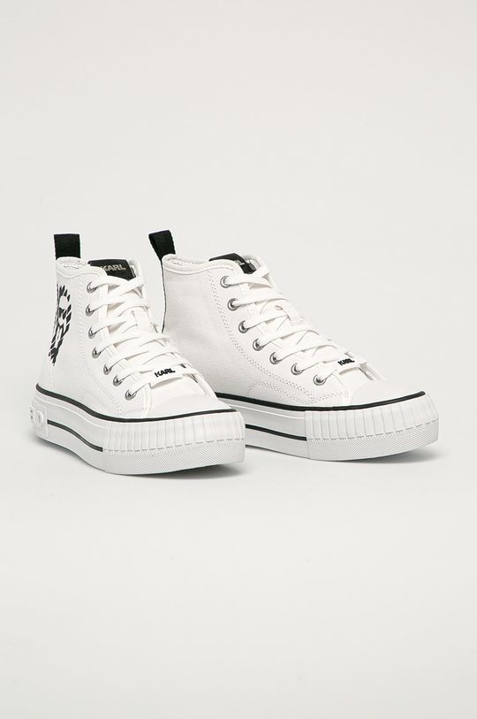 Karl Lagerfeld - Tenisky biela
