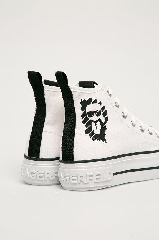 Karl Lagerfeld - Tenisky  Zvršok: Textil Vnútro: Textil Podrážka: Syntetická látka