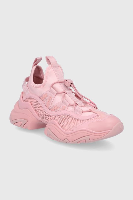 Karl Lagerfeld - Pantofi roz
