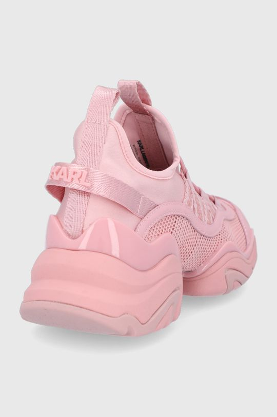 Karl Lagerfeld - Pantofi  Gamba: Material textil, Piele naturala Interiorul: Material textil, Piele naturala Talpa: Material sintetic