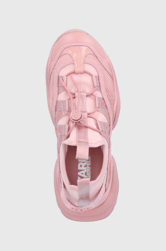 roz Karl Lagerfeld - Pantofi