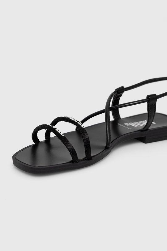 Karl Lagerfeld - Kožené sandály  Svršek: Přírodní kůže Vnitřek: Přírodní kůže Podrážka: Umělá hmota