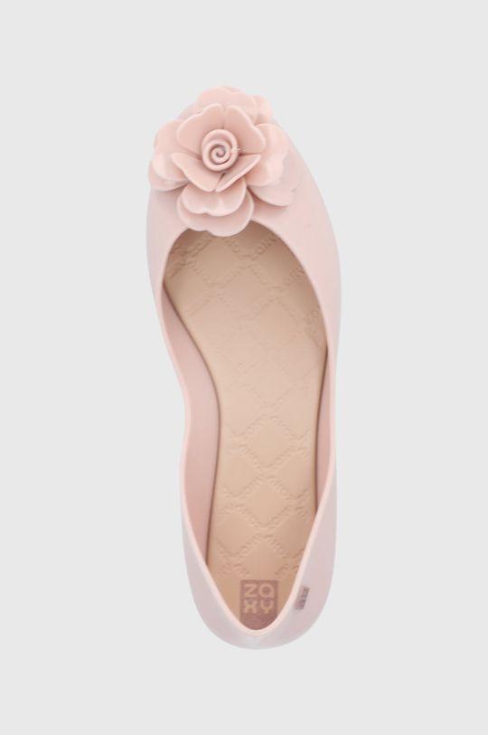 różowy Zaxy - Baleriny