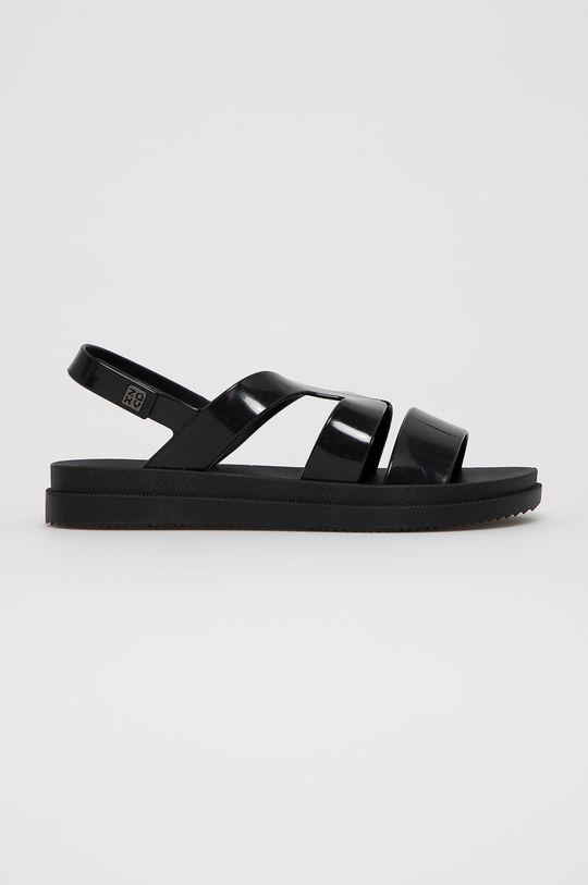 čierna Zaxy - Sandále Dámsky
