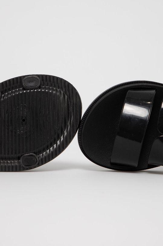 čierna Zaxy - Sandále