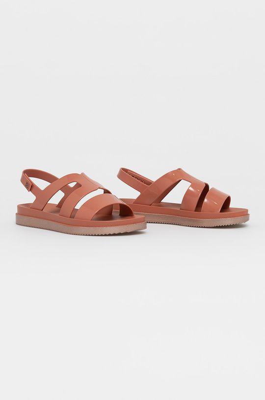Zaxy - Sandały brązowy