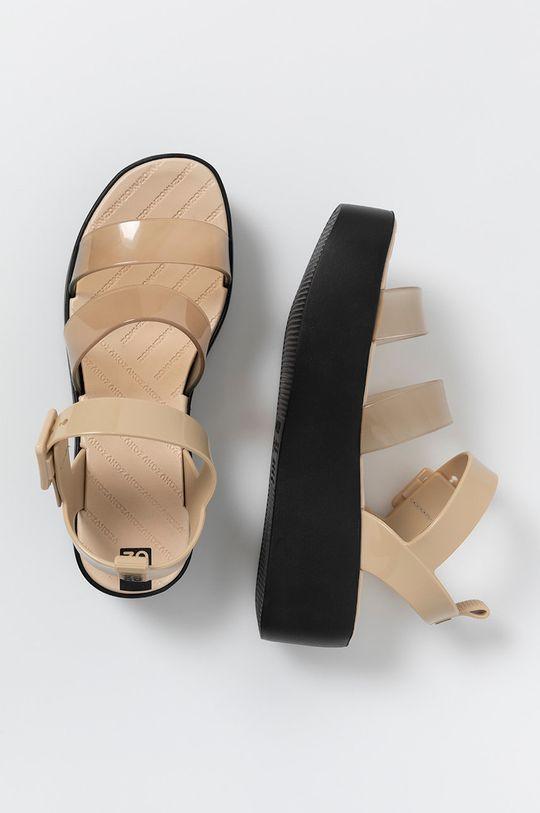 kremowy Zaxy - Sandały