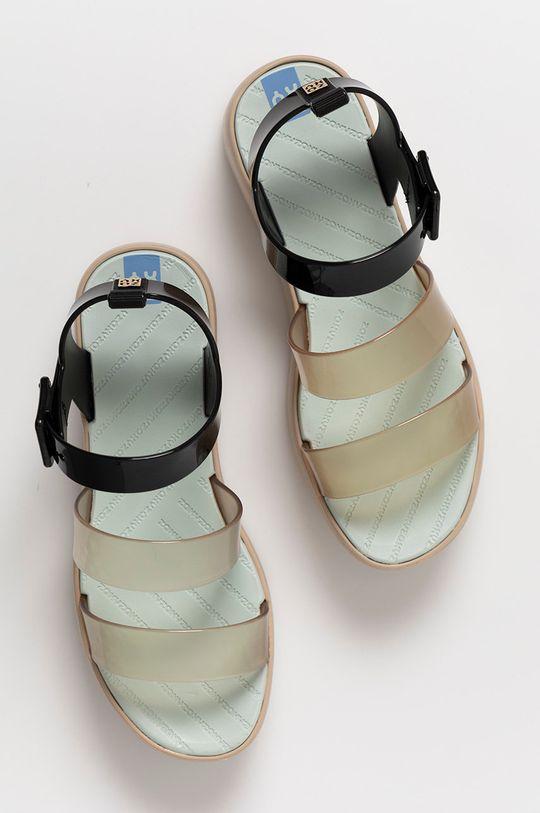 vícebarevná Zaxy - Sandály